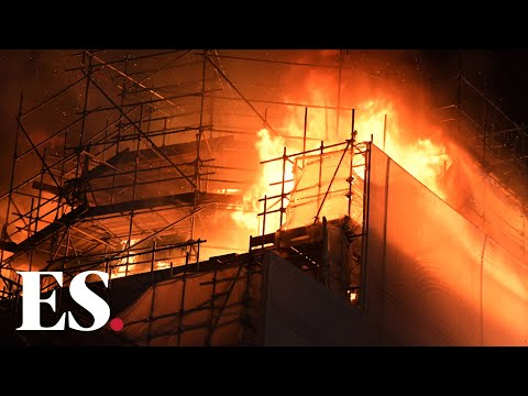 Koko Camden Fire: Flames Rip Through Iconic North London Nightclub
