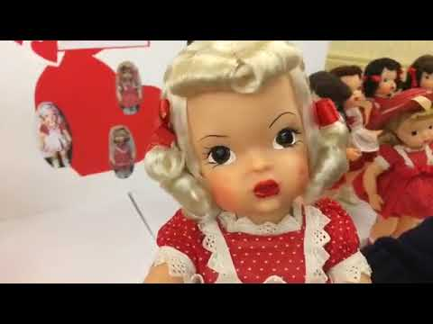 Learn About Vintage Terri Lee Heart Fund Dolls with Dennis Ross