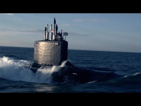 Incredible Suit Enables Submarine Escapes