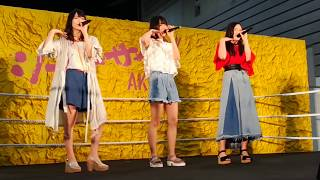 2017年6月10日 パシフィコ横浜にて、47thシングル「シュートサイン」劇...