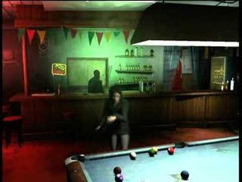 GTA 4 - Playing Darts and Pool