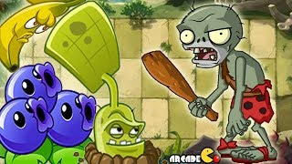 Plants Vs Zombies All Stars: Prehistoric Ages World Part 3