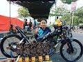 Santy Ms Podiun #1 Satria Fu  200cc Tune Up Terkencangnya Drag Bike Ponorogo 201