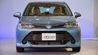 Sedan 2015 New Toyota Corolla Axio