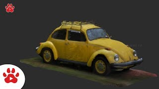 Uno Mille Volkswagen Passat Beetle Caddy Vather | Super Cars for Kids | #h Colour Song for Kids