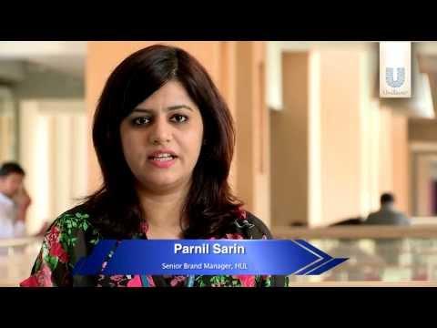 Parnil Sarin - Senior Brand Manager, HUL