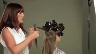 ЭЛЕКТРОБИГУДИ Beverly C shows you how with BaByliss Thermo Ceramic Rollers(, 2014-10-18T21:23:12.000Z)