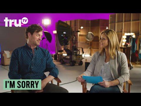 I'm Sorry – Andrea Savage Interviews Tom Everett Scott | truTV