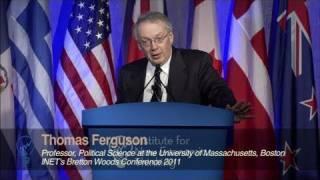 Thomas Ferguson: Political Economy of Structural Adjustment (2/7)
