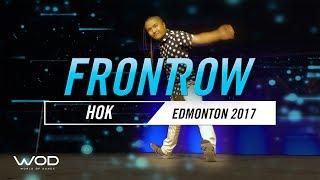 HOK | FrontRow |  World Of Dance Edmonton Qualifier 2017 | #WODEDM17