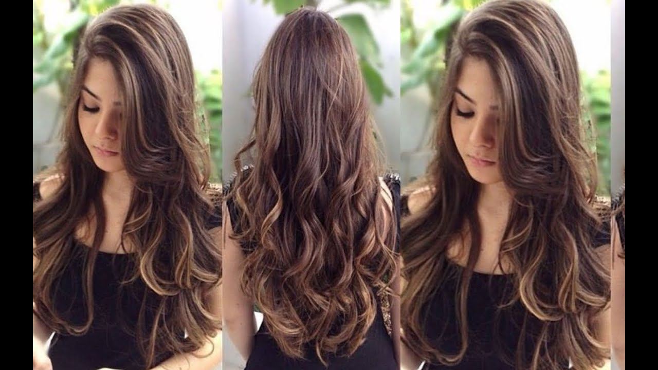 Cortes para cabello largo videos