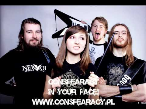 consFEARacy - In Your Face!
