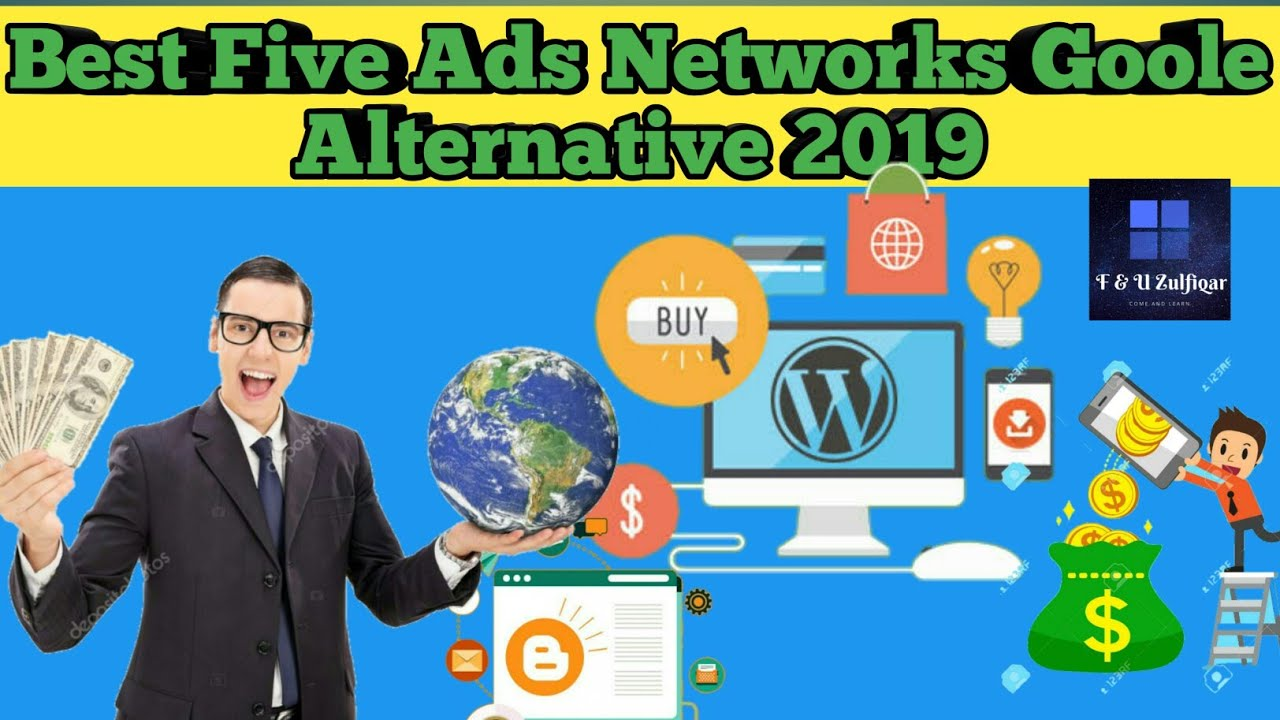 Best Ad networks for blogger and Wordpress with fast approvel | Adsense alternative