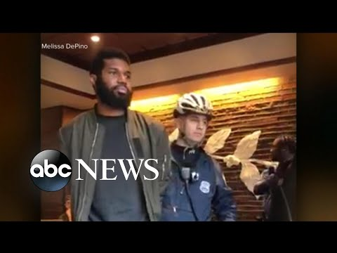 CEO wants to have meeting with 2 men arrested in Philadelphia Starbucks