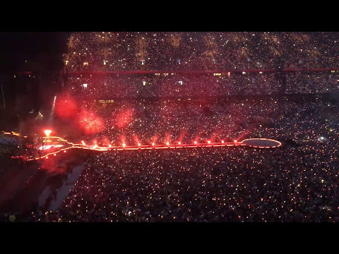 Fix You - Coldplay , Cardiff Principality Stadium, 12 July 2017