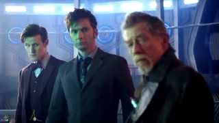 "Doctor Who: ""The Doctor Trilogy"" - Ultimate Cinema Trailer (HD)"