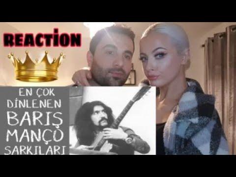 REACTION TURKISH MUSIC / Barış Manço - Genç Osman \u0026 Yaz Dostum. Uk \u0026 Turkish Reaction Music !