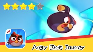 Angry Birds Journey 98 Walkthrough Fling Birds Solve Puzzles Recommend index four stars