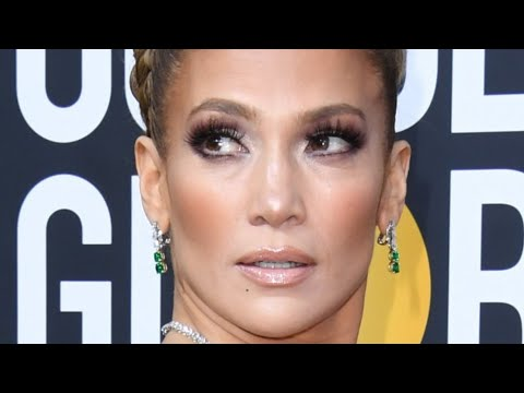 Jennifer Lopez's 2020 Golden Globes Dress Explained