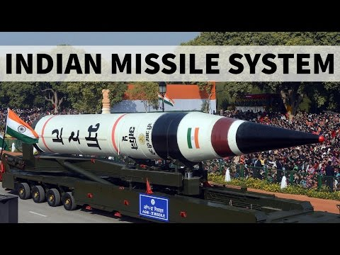 Indian Missile System - Defence GK - UPSC/SSC CGL/CDS - Missiles like Nag,Brahmos,Agni