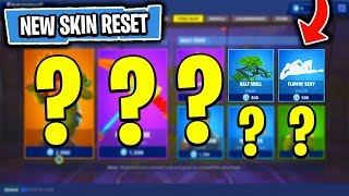The BRAND NEW Daily Skin Items In Fortnite: Battle Royale! (Skin Reset #29)