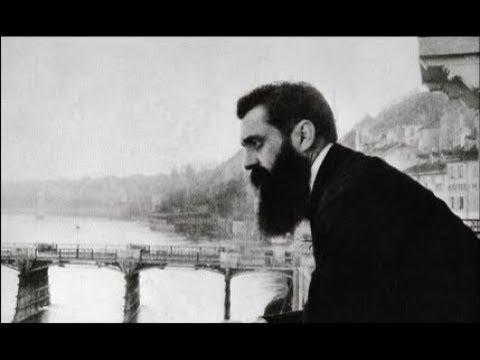 """""""Querido Teodoro Herzl"""" por Nadia Cattan"""