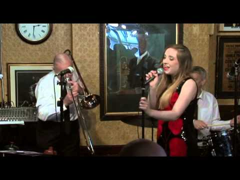Cass Caswell Jazz Band & Sinead McCabe 'Trombone Cholly'