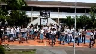 Flashmob SMA Katolik Cendrawasih Makassar