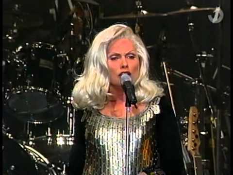 Debbie Harry - Heart of glass (live 1995)