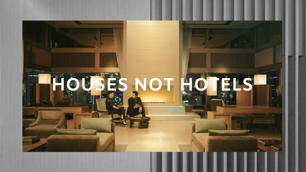 Houses Not Hotels: The House Collective