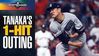 Yankees' Masahiro Tanaka dominates Astros in ALCS Game 1 | MLB Highlights