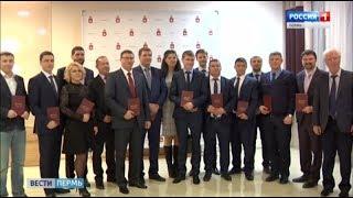 Видеосюжет на канале Россия 1: обучение по Президентской программе подготовки управленческих кадров