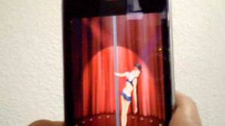 Pole Dancing for iPhone / iPod Touch