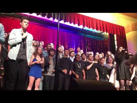 A Capella Academy Showcase 2017 - Academy Choir - Smile Medley