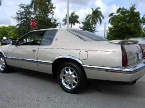 1993 Cadillac Eldorado - Margate FL - YouTube