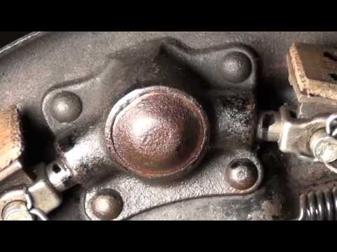 1930 Ford Model A Brakes YouTube