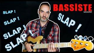 Download Bassiste Magazine # 88 - Bruno Ramos - Développer sa technique en slap Mp3 and Videos