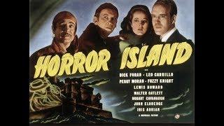 Horror Island (1941) Dick Foran and Peggy Moran