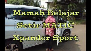 2018 Xpander Info #9 : Belajar Setir Matic Mobil Xpander Sport