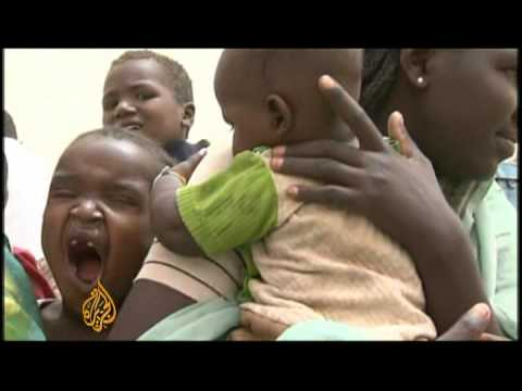 Aid agencies struggle with Darfur crisis - 10 May 09