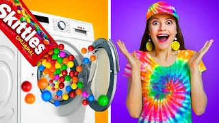 CRAZY KITCHEN PRANKS AND USEFUL COOKING HACKS || Smart DIY Tips and Tricks by RATATA!