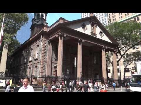 New York, New York - St. Paul's Chapel HD (2012)
