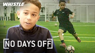 10-Year-Old AMAZING Soccer Skills | Future Barcelona STAR? Video