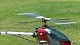 RC Electric Heli , My old ikarus eco 16