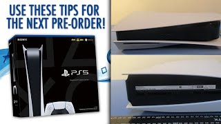 Sony Apologizes, More PS5 Pre-Orders Are Coming. | Real PS5 Console Photos Released.