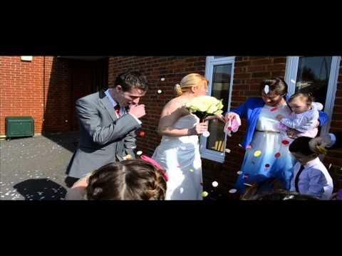 Hannah and Graham's Wedding Video