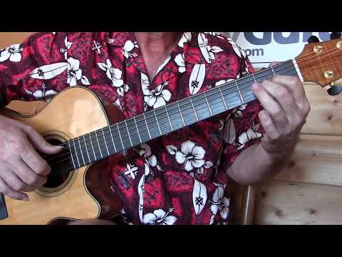 Millworker by James Taylor – Totally Guitars Lesson Preview
