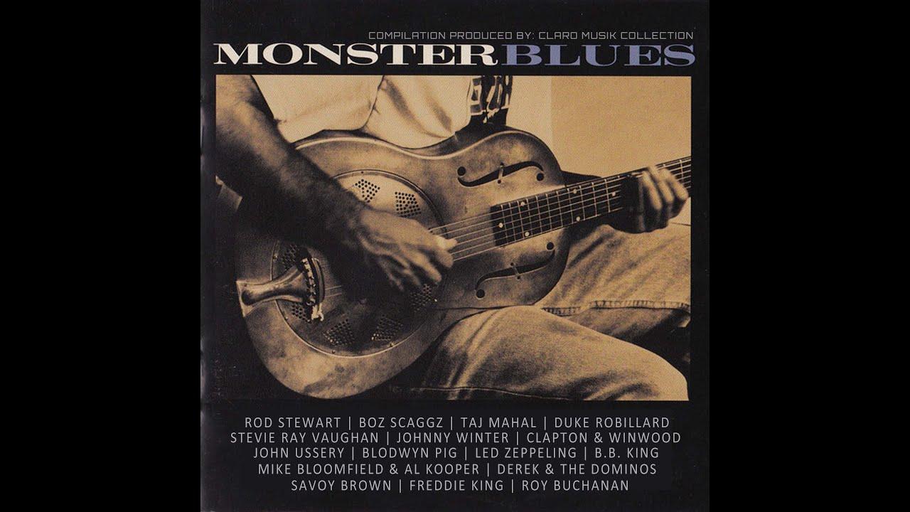 MONSTER BLUES [CLARO MUSIK SELECTION]