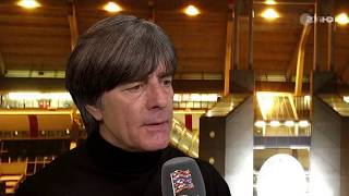 Joachim Löw post-match interview - Niederlande vs Deutschland 13.10.18