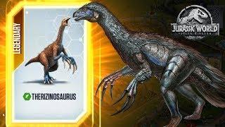 ✔️MAY MẮN NHẬN LOÀI MẠNH HƠN CẢ T-REX   Jurassic World Khủng Long Game Android, Ios